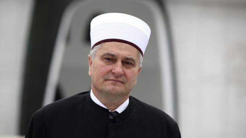 Mufti von Kroatien besucht München