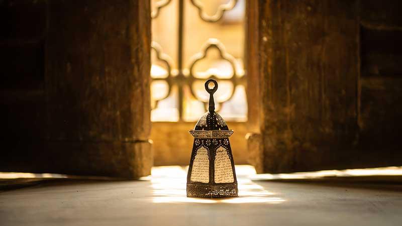 Glückwünsche zum Ramadan-Fest