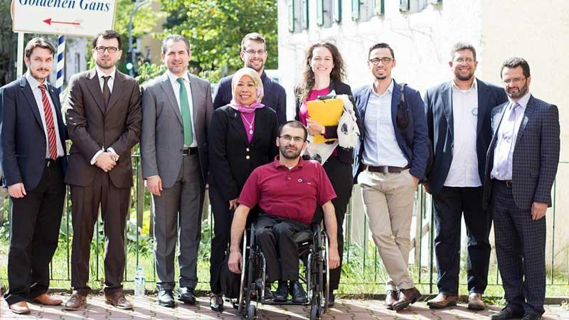 Flüchtlingshilfe: Münchner Muslime präsentieren ihre Arbeit, die aktuellen Pläne und die langfristigen Ziele der Initiative