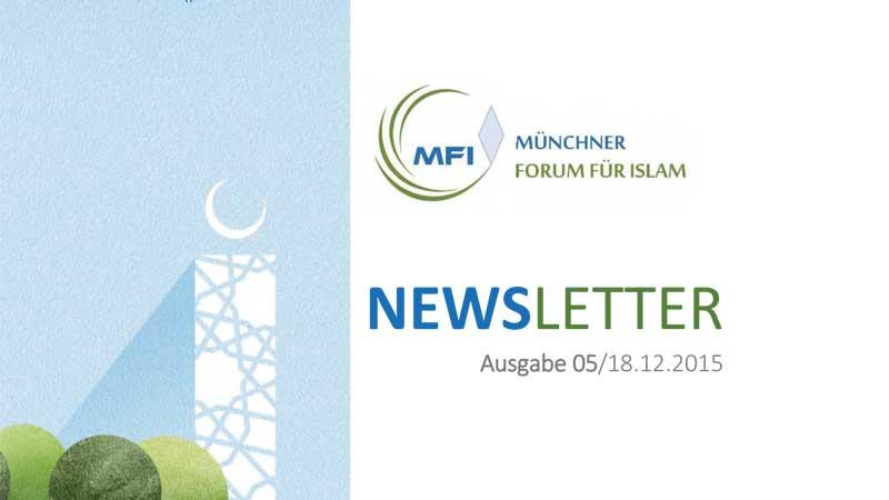 MFI Newsletter vom 18.12.2015