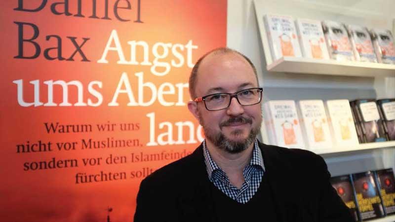 Daniel Bax im MFI:Angst ums Abendland