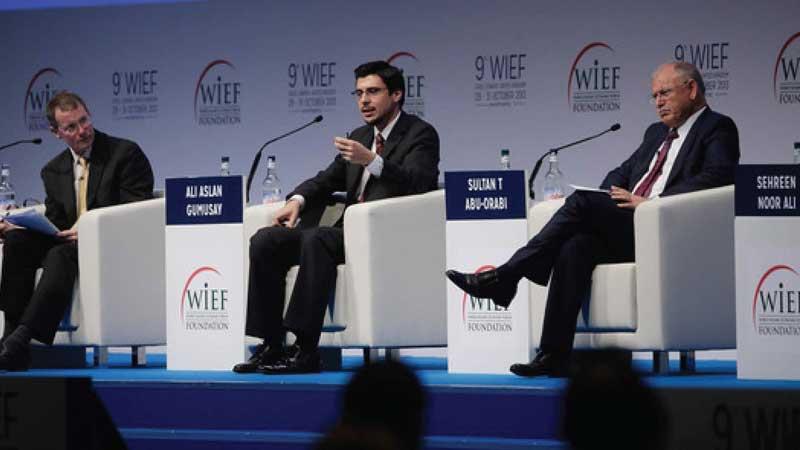 Ali Gümüsay im MFI