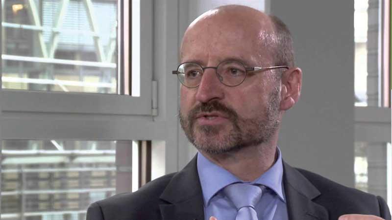 Matthias Rohe im MFI