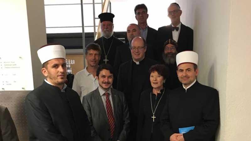 Rat der Religionen in München gegründet