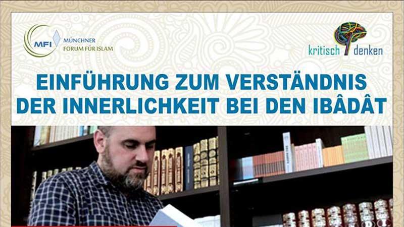 Veranstaltung: Einführung zum Verständnis der Innerlichkeit bei den Ibadat