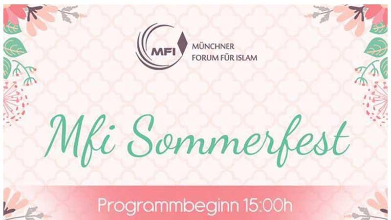 MFI Sommerfest 2018