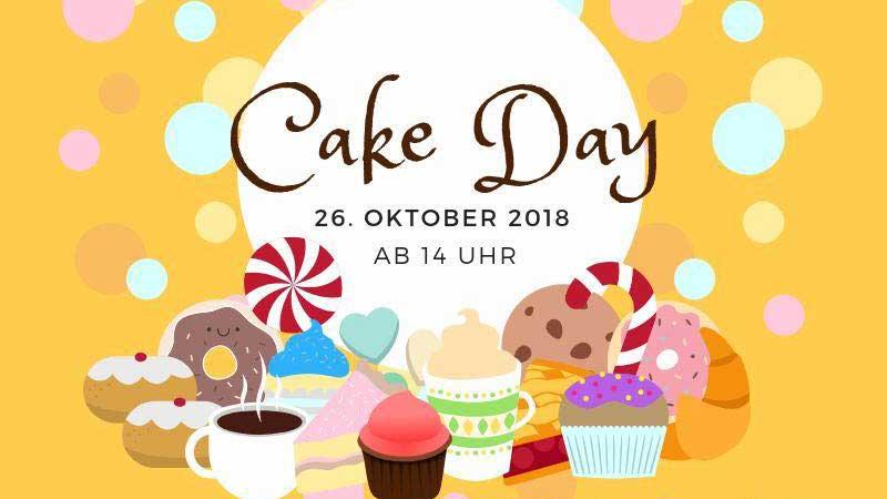 Cake Day 2018
