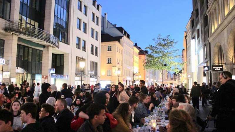 Altstadt-Iftar München 2019