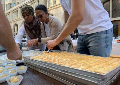 Abendessen im Ramadan 2019 in München