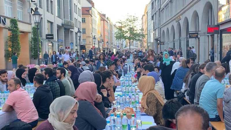 Altstadt-Iftar: Danke!