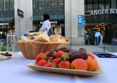 Iftar in der Sendlinger Straße München 2019