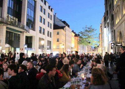 Altstadt-Iftar in München 2019