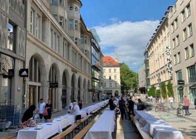 MFI Altstadt-Iftar in München 2019