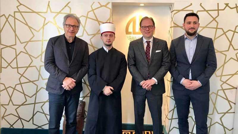 Bürgermeister besucht Münchner Forum für Islam