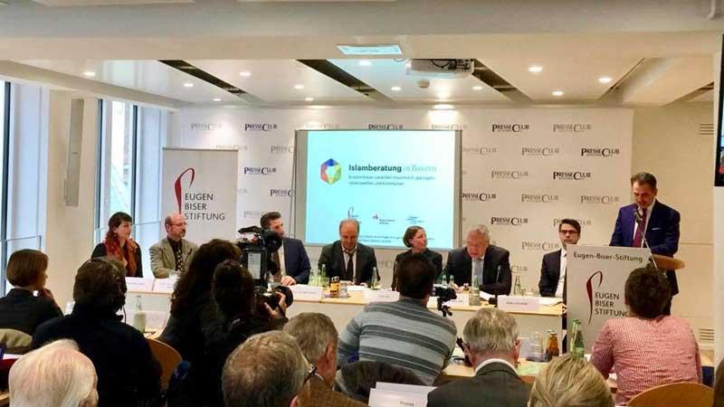 Islamberatung für Kommunen startet 2019 in Bayern