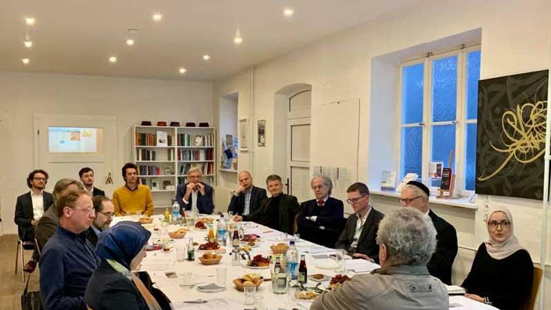 Kuratoritumsitzung des Münchner Forum für Islam – März 2019