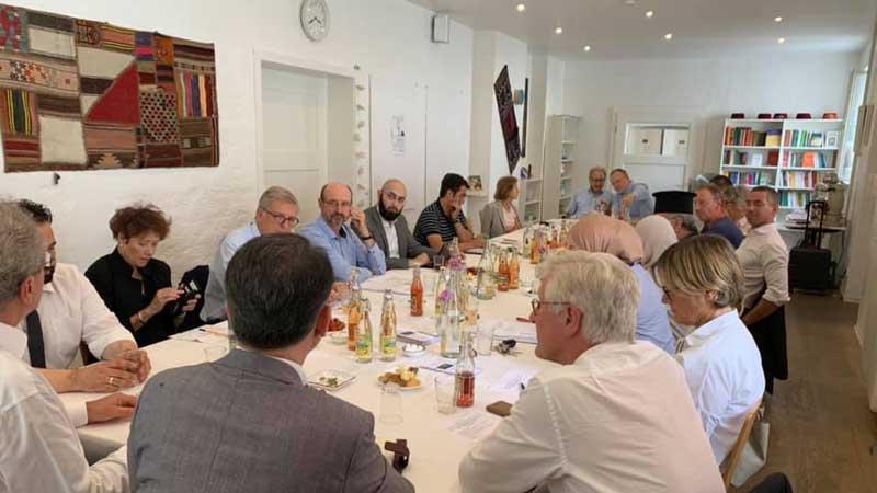 Kuratoritumsitzung des Münchner Forum für Islam – Juli 2019