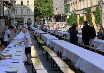 Iftar in München 2019