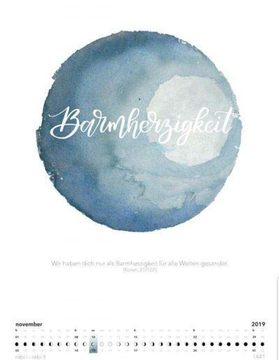 MFI Mond-Kalender 2019