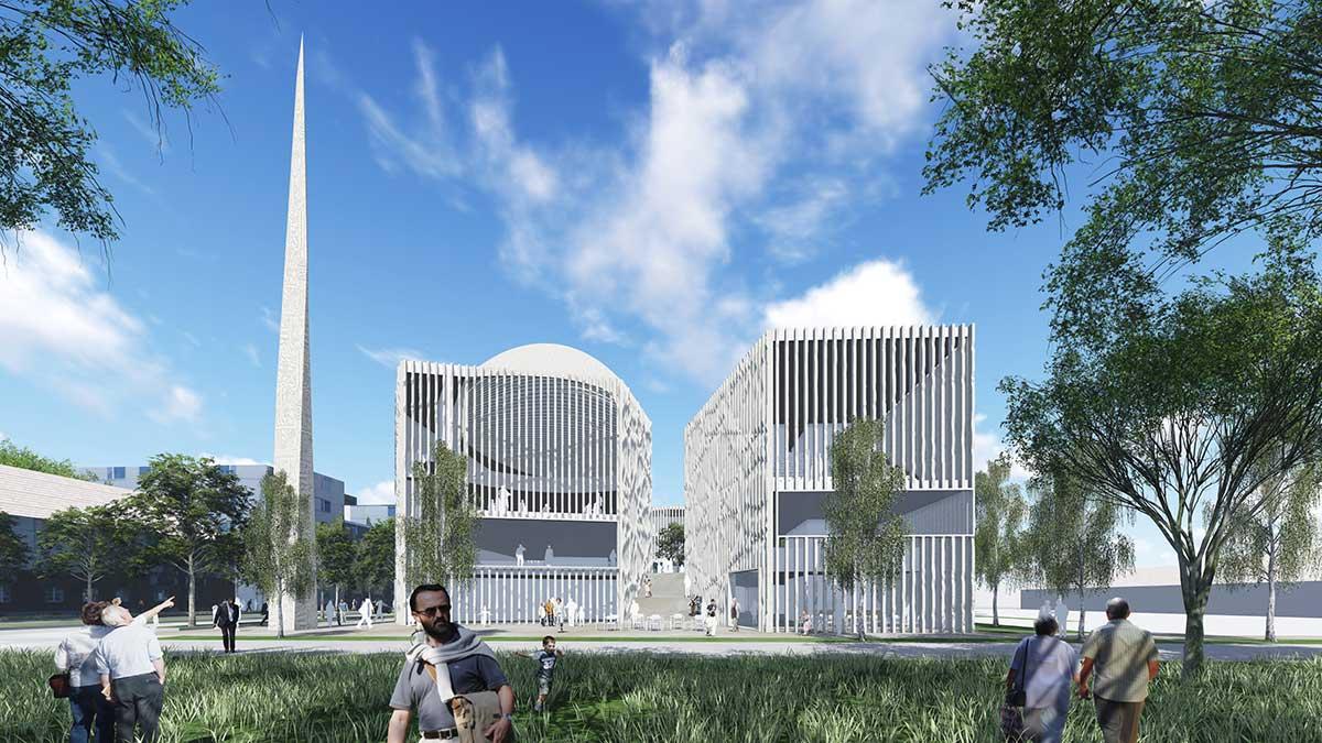 MFI Gemeindezentrum Baukonzept