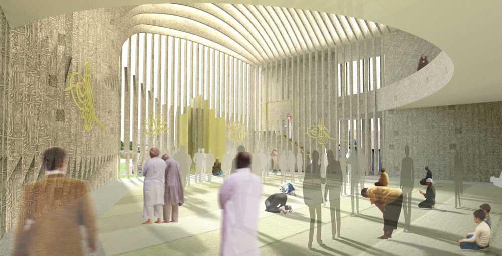 Moschee MFI