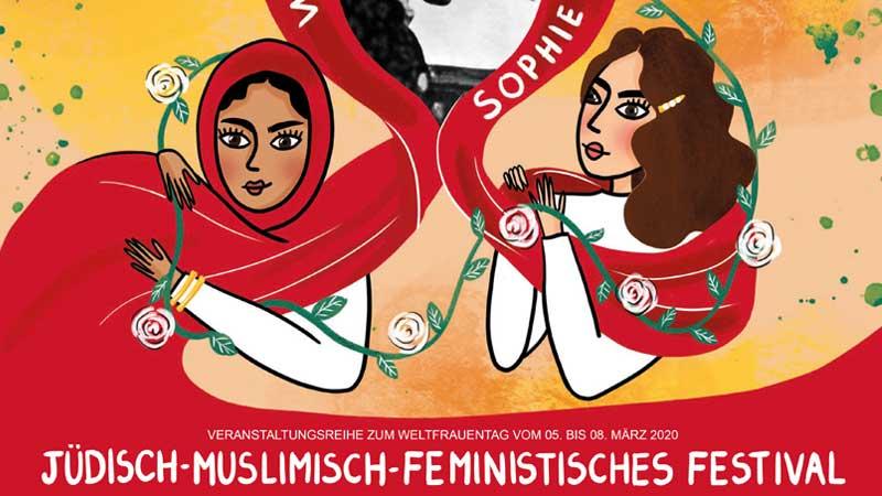 Jüdisch-muslimisch-feministisches Festival 2020