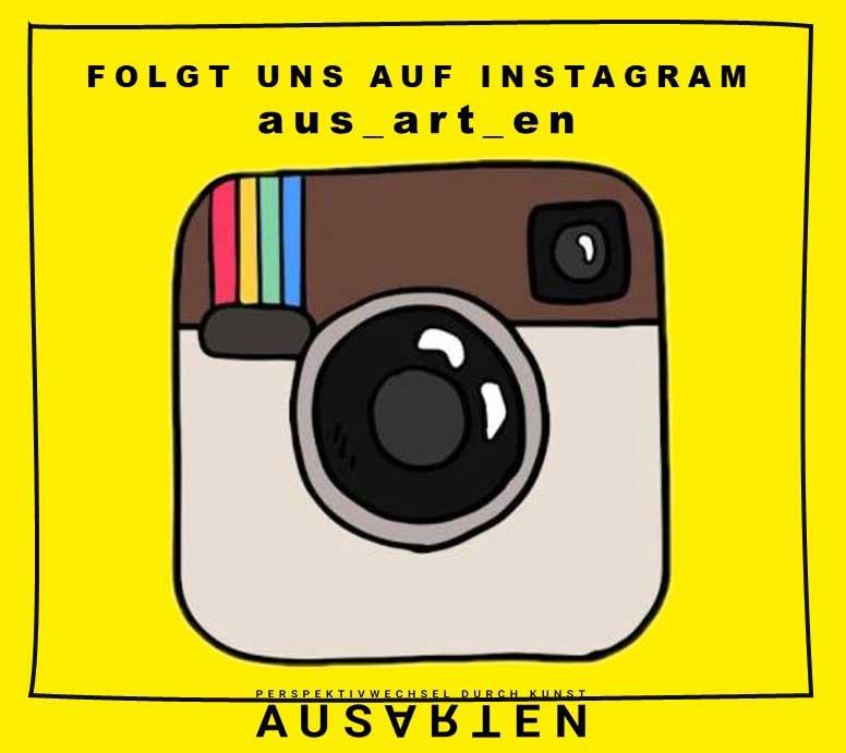 ausARTen 2020: Instagram
