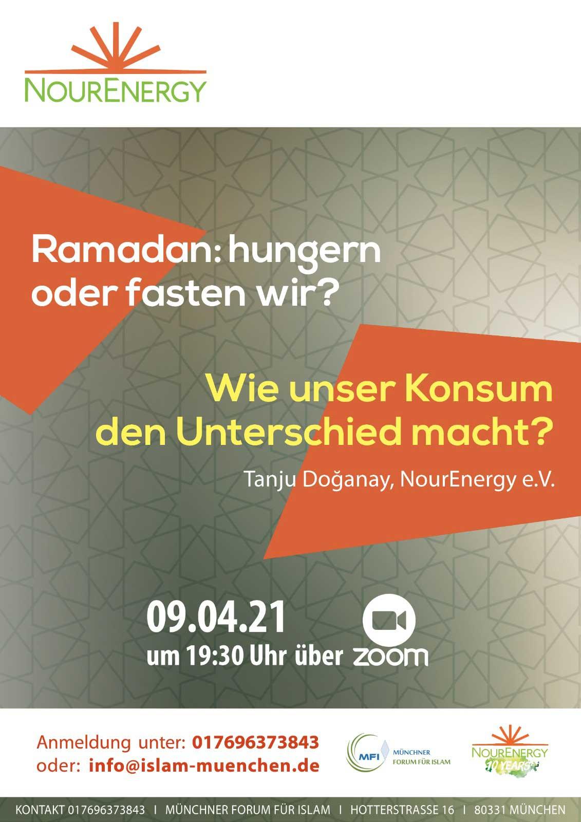 Vortrag von Tanju Doğanay, NourEnergy