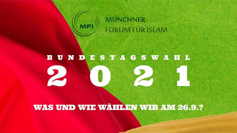 Bundestagswahlen 2021 – Was und wie wählen wir am 26.September?